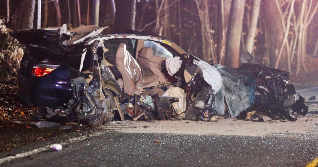 Accidente auto grave: 5 morti pe zi in 2018