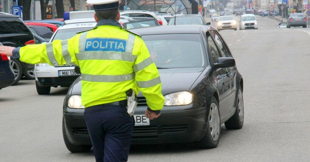 actiunea politiei rutiere