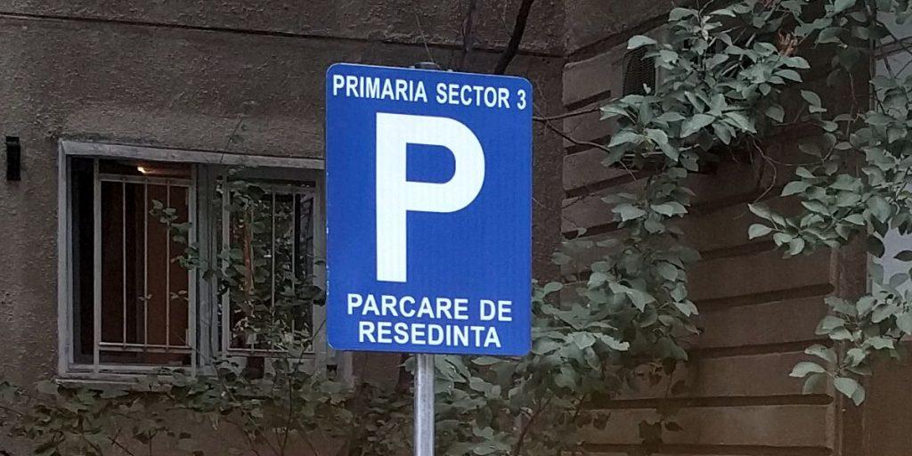 Ai loc de parcare platit? Ce faci cand il gasesti ocupat?